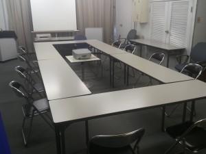 サトウカメラ7階 セミナールーム